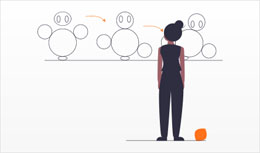 [Infografico] Pilares e Estrutura da Transformação Digital